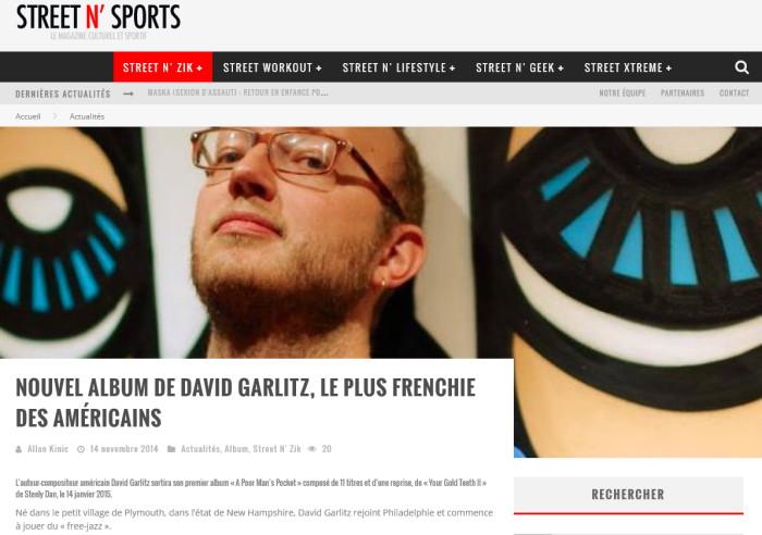 david garlitz
