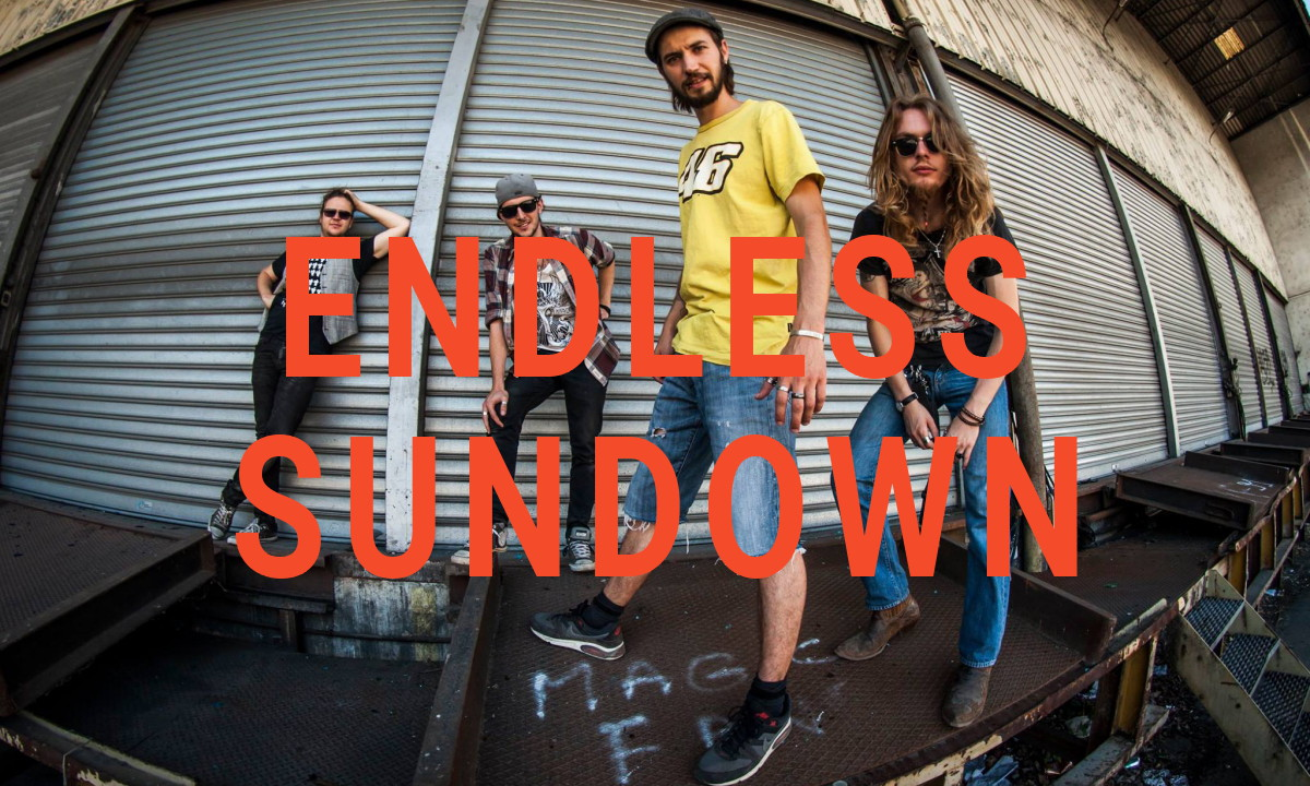 ENDLESS SUNDOWN ARTISTS PAGE